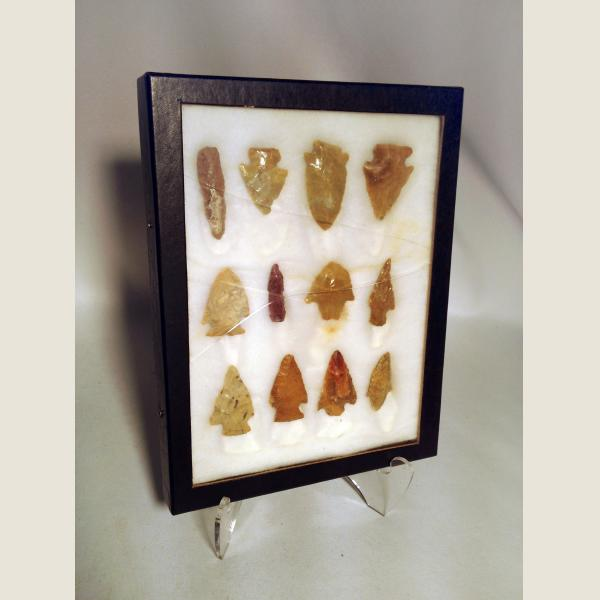 Ancient American Indian Arrow Heads