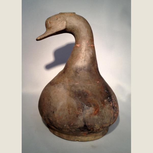 Ancient Chinese Han Dynasty Duck