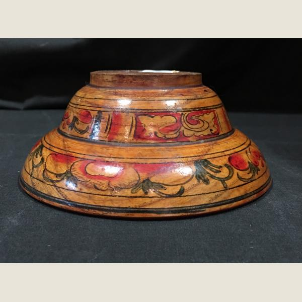Chinese Lacquered Bowl