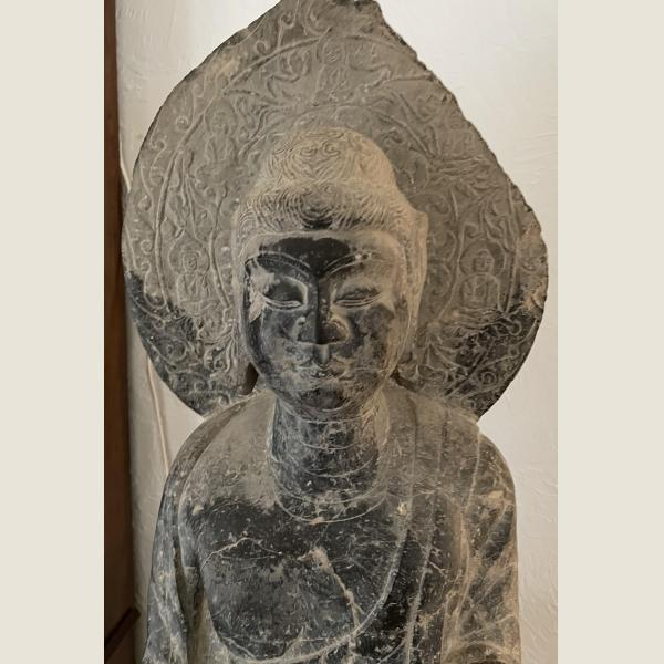 Ancient Chinese Seated Buddha