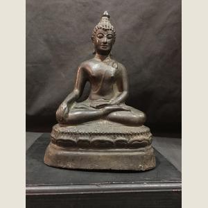 Image For: Antique Thai Buddha