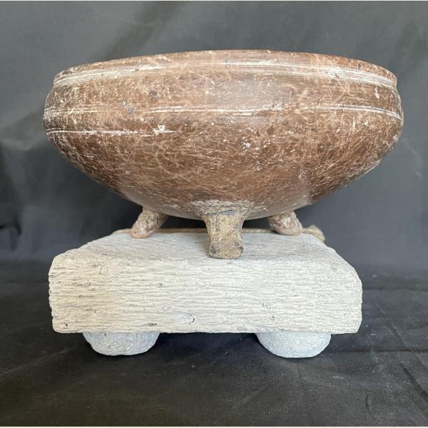 Ancient Amlash Dish