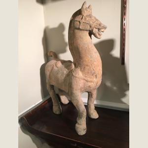 Image For: Ancient Chinese Han Horse