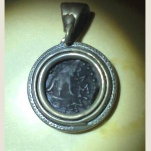 Click here to go to the Ancient Widow's Mite Pendant page