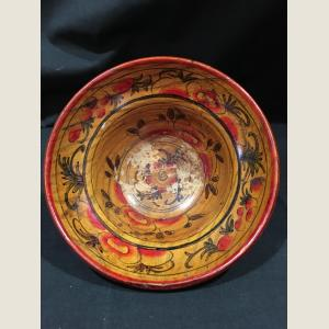Image For: Chinese Lacquered Bowl