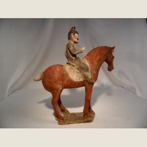 Click here to go to the Ancient Chinese Tang Equestrienne  page