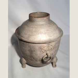 Image For: Ancient Chinese Rare Han Dynasty Censer