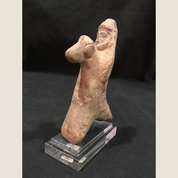 Ancient Syro-Hittite Warrior