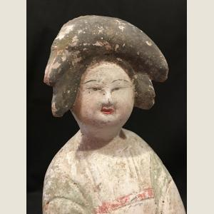 Image For: Ancient Chinese Fat Lady