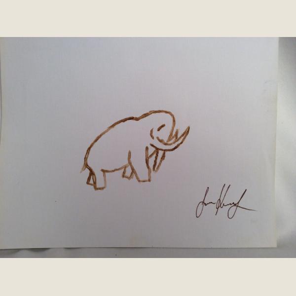Mammoth Painting