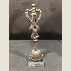 Image For: Ancient Luristan Bronze Finial
