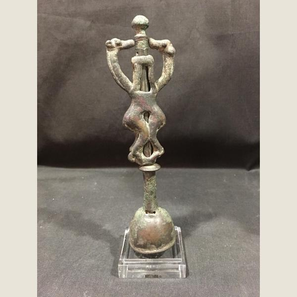 Ancient Luristan Bronze Finial