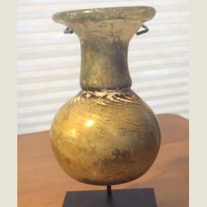 Click here to go to the Ancient Roman Mold Blown Sprinkler Flask page