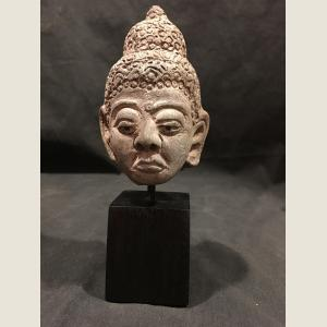 Click here to go to the Khmer Southeastern Asian Bust page