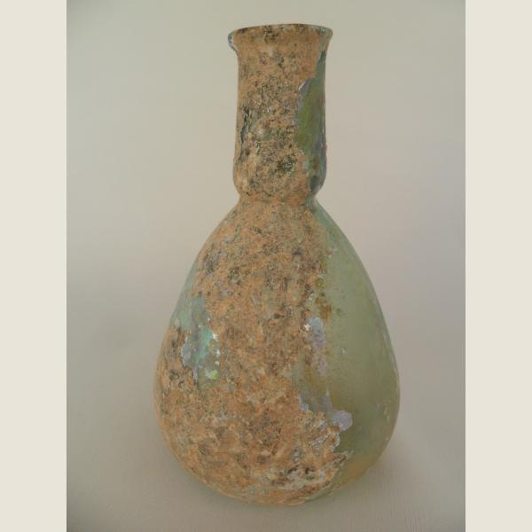Ancient Roman Glass Unguentarium