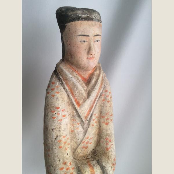 Ancient Chinese Male Court Attendant