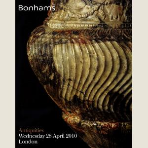 Image For: Bonhams Catalogue (28 April, 2010)