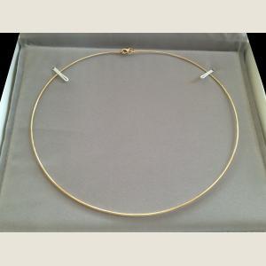 Image For:  Modern Gold Choker