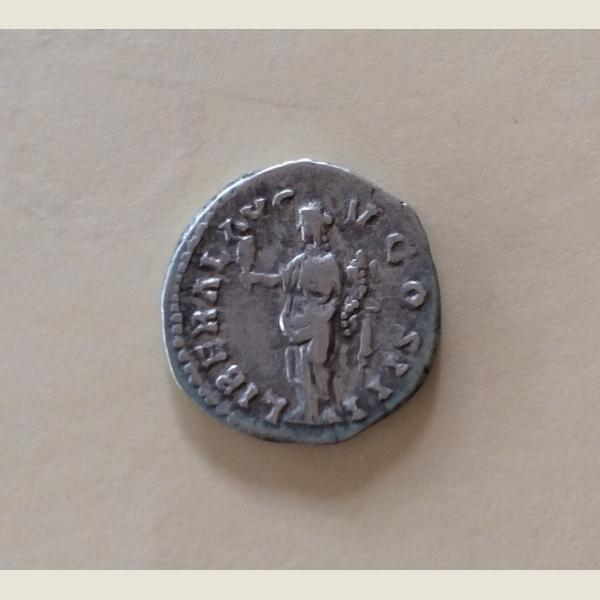 Ancient Roman Denarius