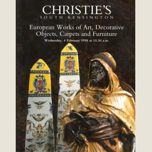 Image For: Christies (4 of Fabuary, 1998)