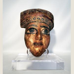 Image For: Ancient Egyptian Mask