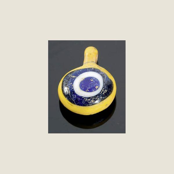 Ancient Egyptian Eye Shaped Pendant