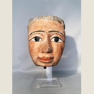 Click here to go to the  Ancient Egyptian Mummy Mask page