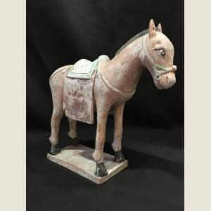 Image For: Ancient Chinese Ming Dynasty Pony