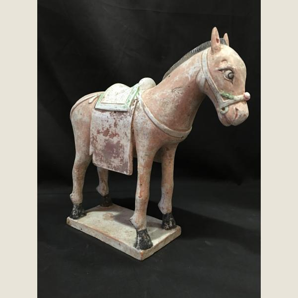 Ancient Chinese Ming Dynasty Pony