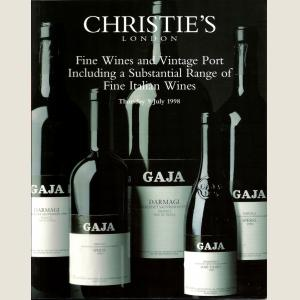 Image For: Christies (9 of July, 1998)