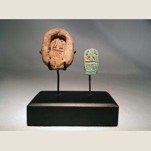 Click here to go to the Ancient Egyptian Seal Mould page