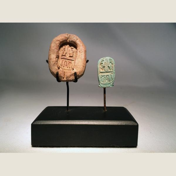 Ancient Egyptian Seal Mould