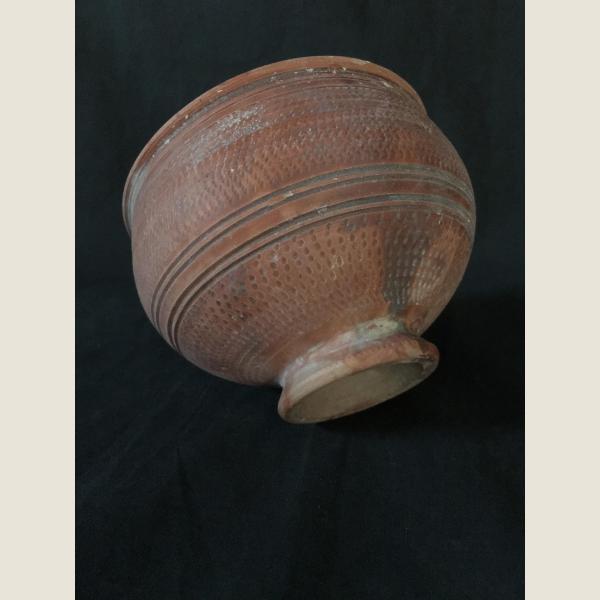 Ancient Roman Redware Bowl