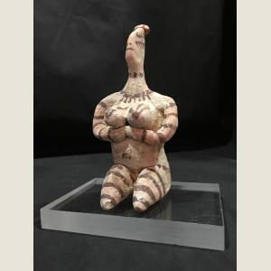 Click here to go to the Ancient Tel Halaf Fertility Idol page