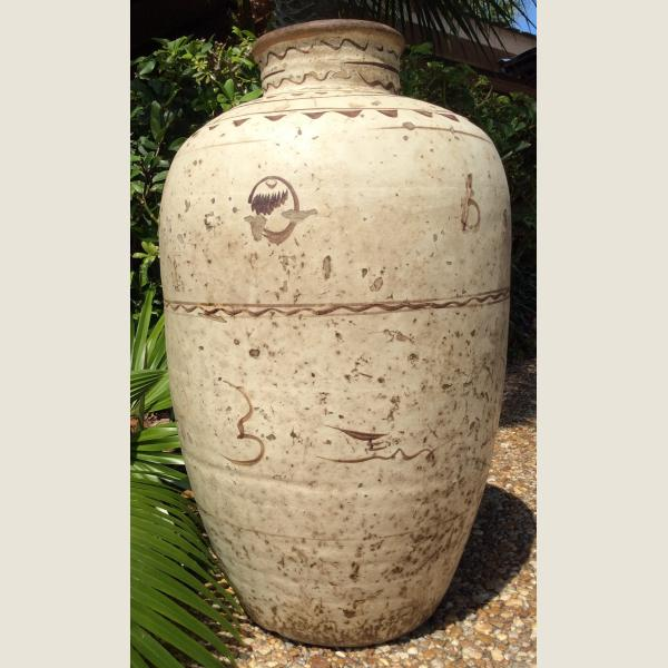 Ancient Chinese Cizhou Wine Jar