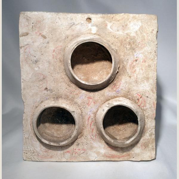 Ancient Chinese Model of a Stove
