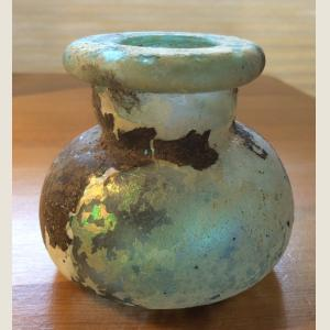 Click here to go to the Ancient Roman Glass Vessel page