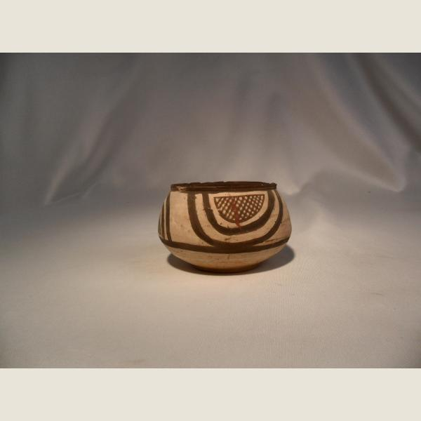 Ancient Indus Valley Pottery Bowl