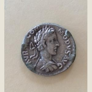 Click here to go to the Ancient Roman Silver Denarius page