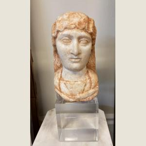 Click here to go to the Ancient Roman Marble Head page