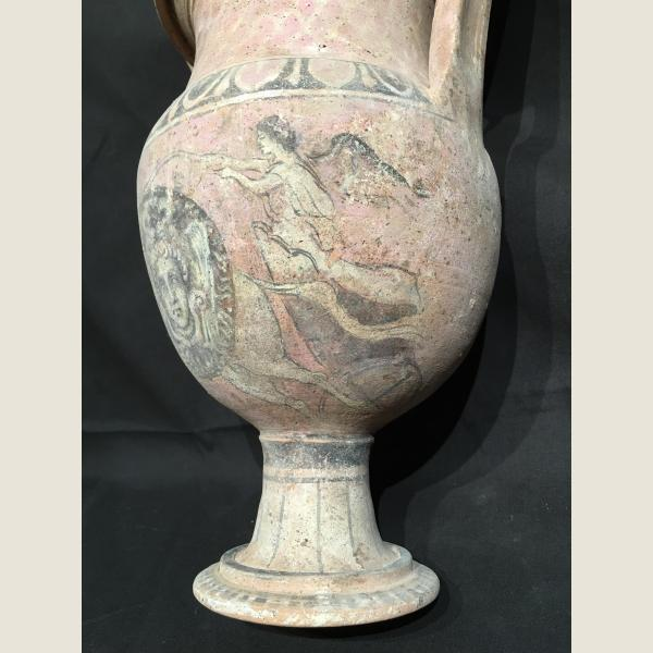Ancient Greek Canosan Volute Krater