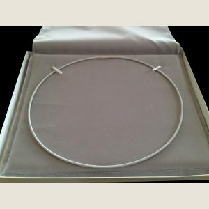 Image For: Coated Steel Necklace