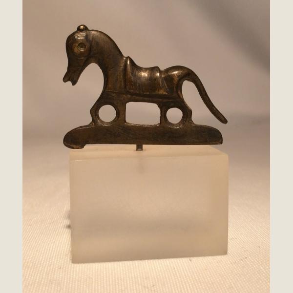 Ancient Bronze Horse