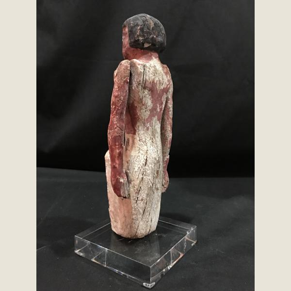 Ancient Egyptian Boat Figure