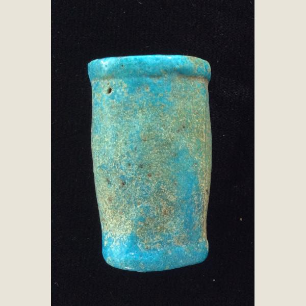 Ancient Egyptian Faience Cup