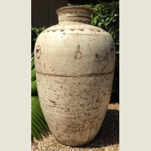 Image For: Ancient Chinese Cizhou Wine Jar