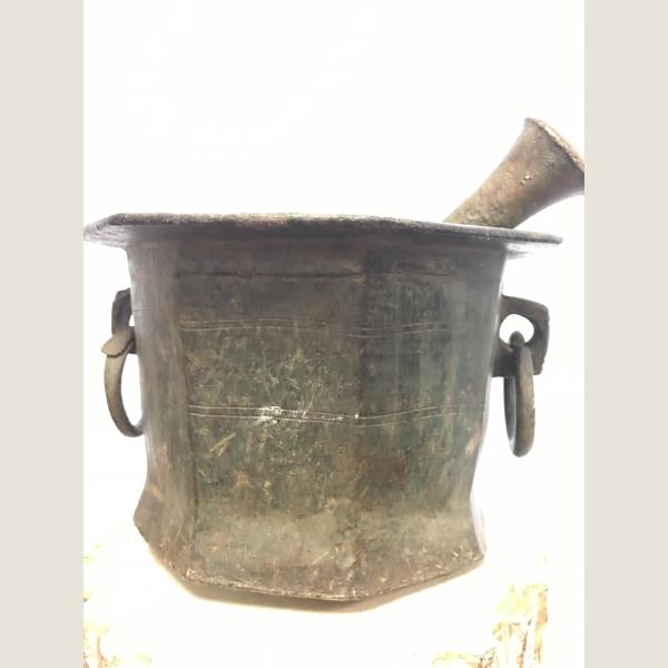 Ancient Islamic Mortar and Pestle