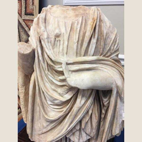 Ancient Greek Marble Torso