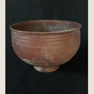 Image For: Ancient Roman Redware Bowl