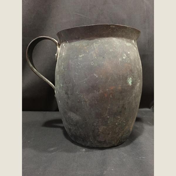 Ancient German  Bronze Vessel